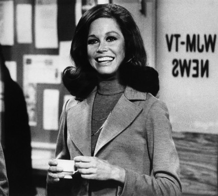 My Mom and Mary Tyler Moore